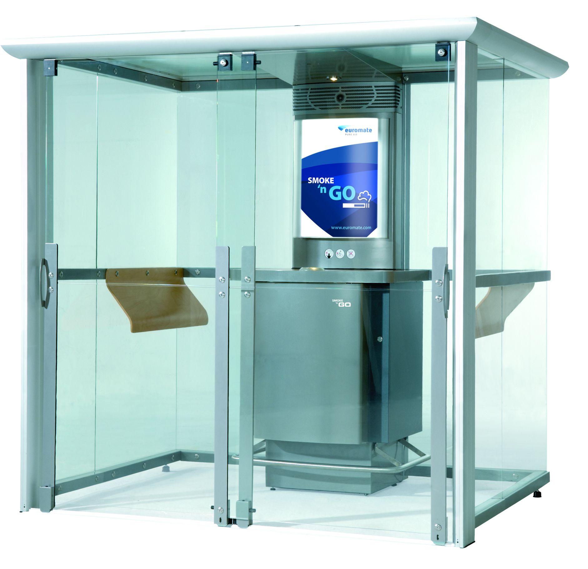 Smoking cabin SMART, Smoking Cabin, Smoking Solutions, Designated Smoking Area, Smoking Cabin Dubai